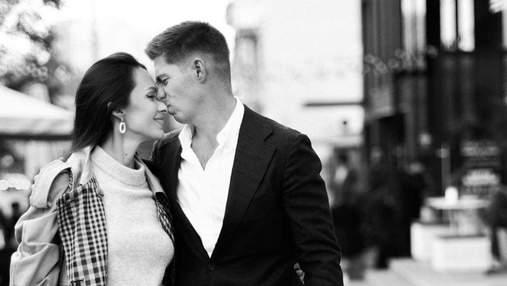 Все могло произойти иначе, – жена Остапчука трогательно поздравила его с годовщиной помолвки