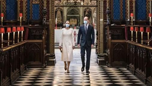 """Кейт Миддлтон и принц Уильям переживают """"трудные времена"""" после смерти принца Филиппа"""