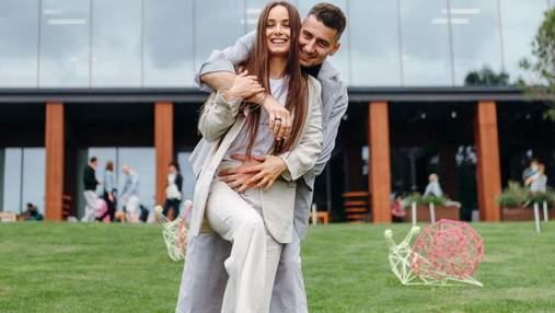 Ксенія Мішина та Олександр Еллерт інтригують возз'єднанням: історія зіркової пари у фото