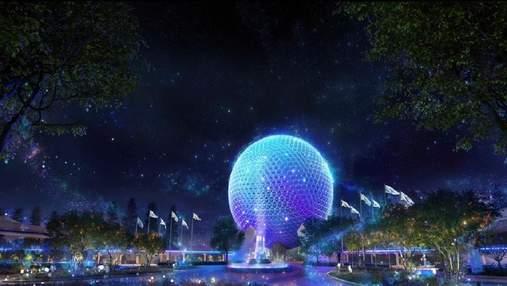 Обед на орбите: Disney World открывает космический ресторан