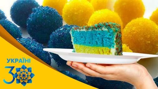 Що приготувати на День Незалежності: патріотичний торт до святкового столу