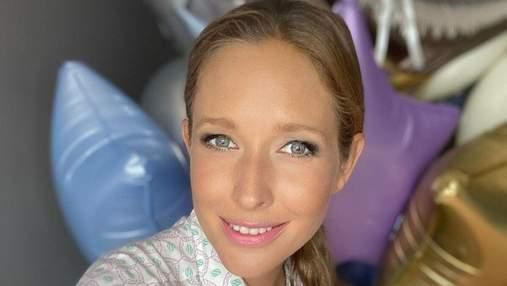 Катя Осадча розповіла про самопочуття після третіх пологів і вибір імені для новонародженого