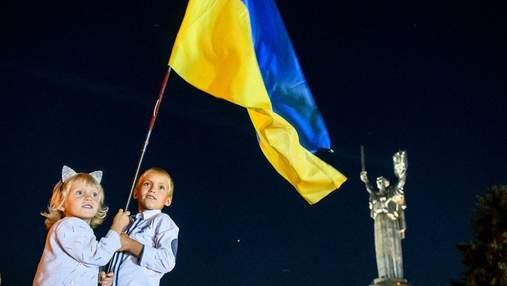 Украина – это мы: праздничная подборка патриотических песен