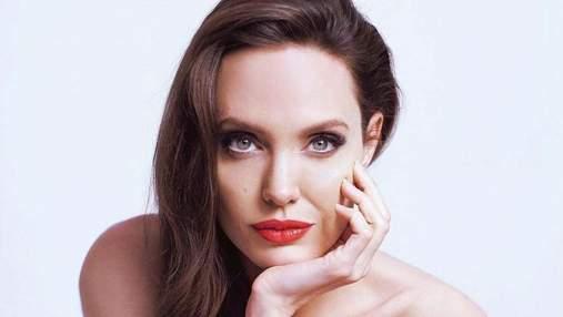 Анджеліна Джолі зареєструвалась в інстаграмі: яким став перший допис акторки