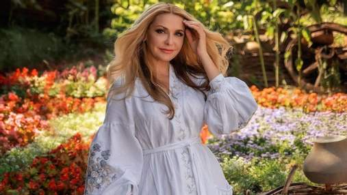 Ольга Сумская празднует 55-летие: как звезда проводит юбилей – волшебные фото