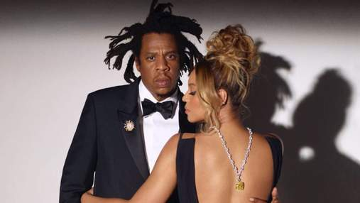 Бейонсе захопила новими фото з чоловіком: розкішна зйомка для ювелірного бренду