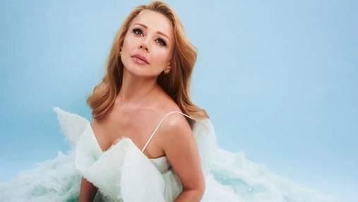 """""""Принцеса з мультиків"""": Тіна Кароль вразила концертним образом у розкішній блакитній сукні"""