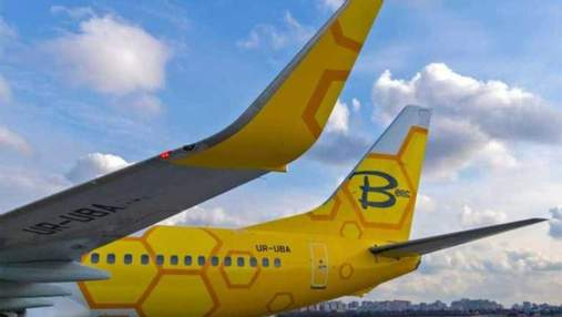 Bees Airline дозволили виконувати рейси за двома популярними туристичними напрямками