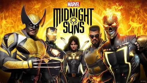 XCOM у всесвіті Marvel: 2K та Firaxis Games представили відеогру Marvel's Midnight Suns