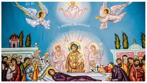 Искренние поздравления: картинки-поздравления с праздником Успения Пресвятой Богородицы