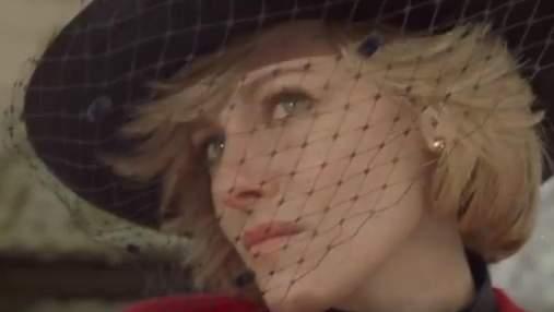"""Опублікували трейлер """"Спенсер"""" про принцесу Діану, який ми так чекали"""