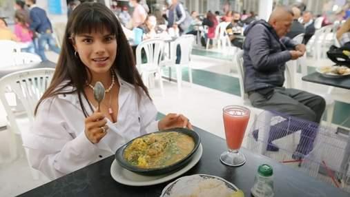 Ахіако: рецепт колумбійського супу з курятиною від Мішель Андраде