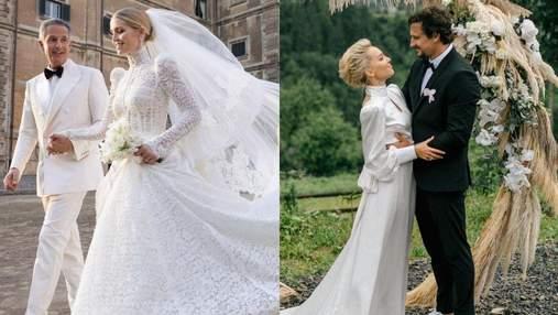 Летние свадьбы 2021: кто из звезд пошел под венец