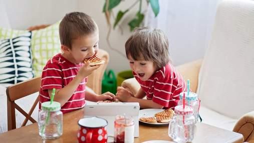 Без вівсянки: 5 сніданків для дітей перед школою, які вони наминають за обидві щоки