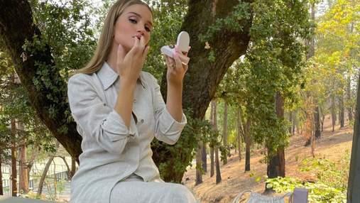 Веганський і без жорстокості: який б'юті-бренд запустила вагітна Розі Гантінгтон-Вайтлі