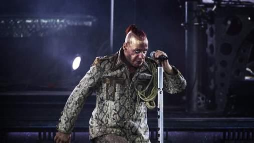 Після візиту силовиків: Ліндеманн з Rammstein відмовився виступати в Росії