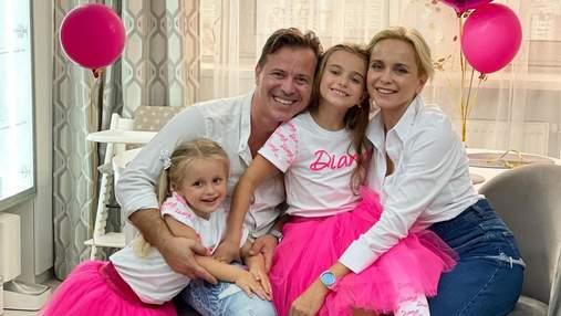 Лилия Ребрик показала вечеринку, которую устроила в день рождения старшей дочери: яркие фото