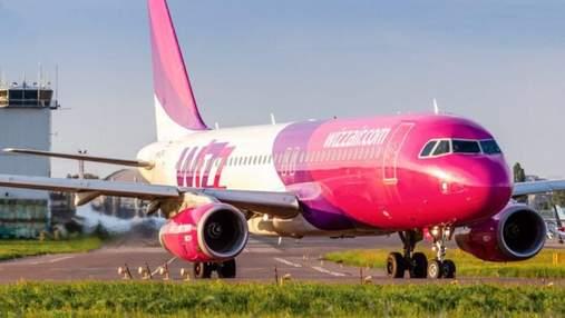 Однодневная распродажа в Wizz Air: скидки до 30% на все рейсы