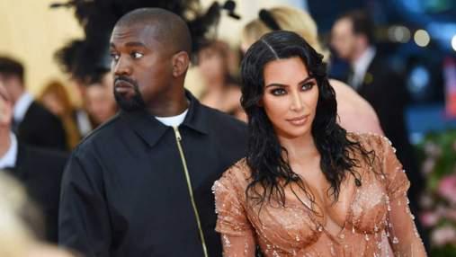 Канье Уэст признался, что изменял Ким Кардашян после появления двоих детей