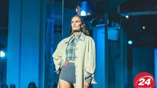 Перформанси та речі-трансформери: чим запам'ятався перший день Ukrainian Fashion Week