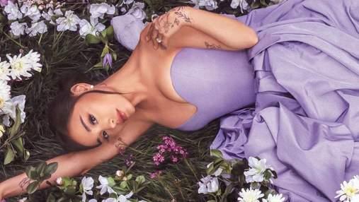 Погружается в мир косметики: какой бьюти-бренд запускает Ариана Гранде