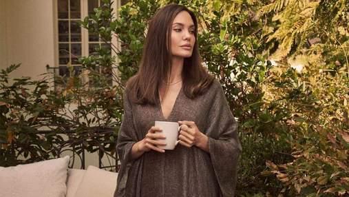 Анджеліна Джолі вперше опублікувала фото доньок: миловидні кадри