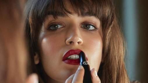 Бордовая помада – тренд осени 2021: как выбрать и наносить идеальный оттенок на губы