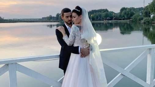 Дышу тобой, – Анастасия Приходько трогательно поздравила мужа с 2 годовщиной венчания
