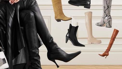 Андре Тан назвав трендове взуття осені 2021: цікава добірка