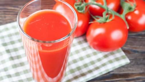Як приготувати домашній томатний сік на зиму за лічені хвилини: рецепт з м'якоттю