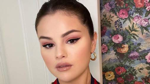 Селена Гомес показала, как сделать вечерний макияж, и поделилась бьюти-секретами: видео
