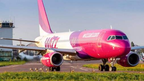 Wizz Air запускає рейси за новим напрямком з Києва: куди літатиме