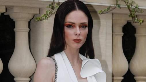 Супермодель Коко Роша одягнула костюм від українського бренду: фото розкішного образу