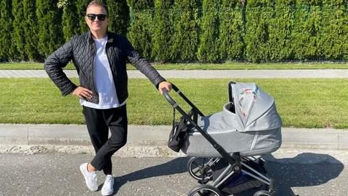 Юрій Горбунов зворушив новим фото з маленьким сином