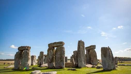 Вперше за 60 років: у Великій Британії відреставрують Стоунхендж
