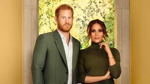 Журнал Time внес принца Гарри и Меган Маркл в список 100 самых влиятельных людей мира
