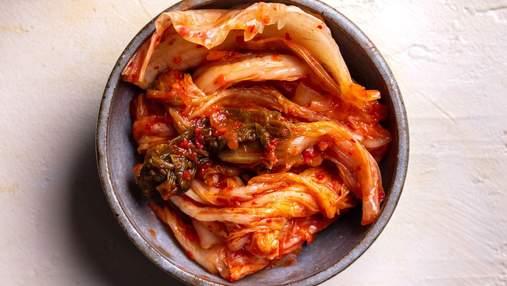 Як приготувати кімчі: рецепт гострої корейської закуски з пекінської капусти