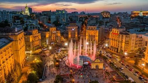 Не только из Саудовской Аравии: туристы каких стран чаще всего приезжают в Киев