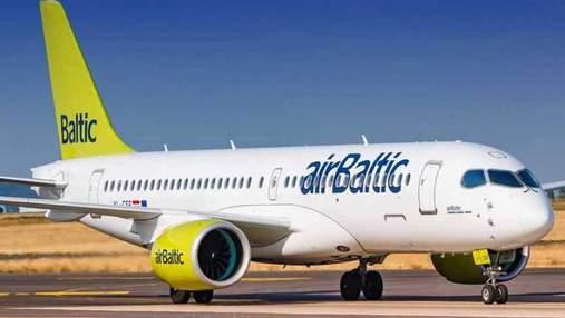 Від 49 євро у два боки: airBaltic влаштувала розпродаж 100 000 квитків