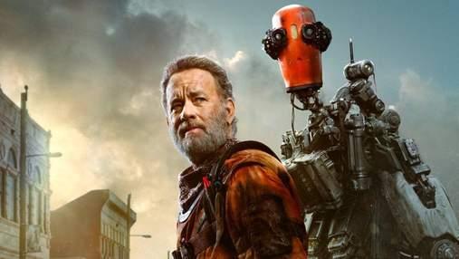"""Том Генкс, робот і собака: з'явився перший постер науково-фантастичного фільму """"Фінч"""""""