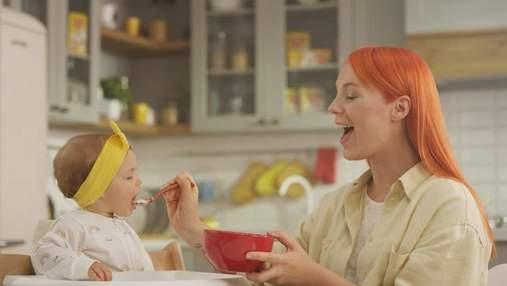 Донька Тарабарової стала героїнею рекламного ролика бренду дитячого харчування