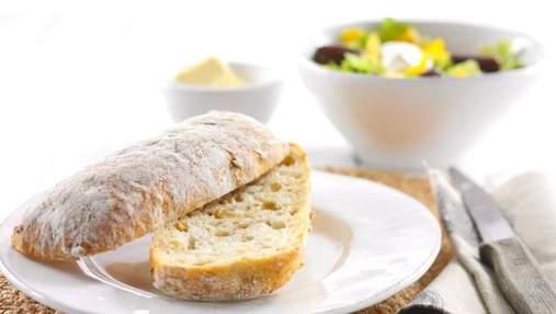 """Хрустящая итальянская """"тапочка"""" – чиабатта: этот хлеб вы будете печь всегда"""