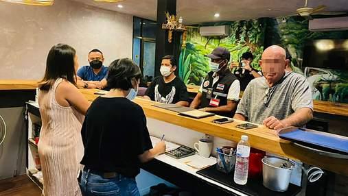 Чашка кави як прикриття: у Таїланді викрили підпільну вечірку та заарештували учасників