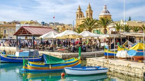 Мальта открыла границы: условия въезда на курорт для украинцев