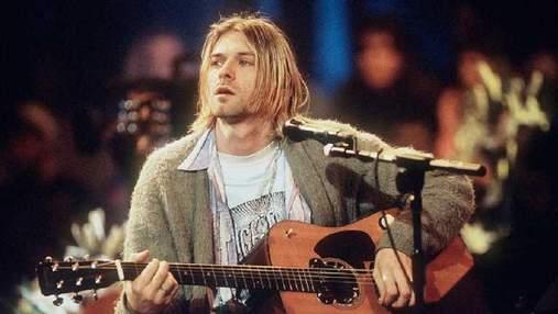 В честь 30-летия: культовый альбом Nevermind группы Nirvana переиздадут