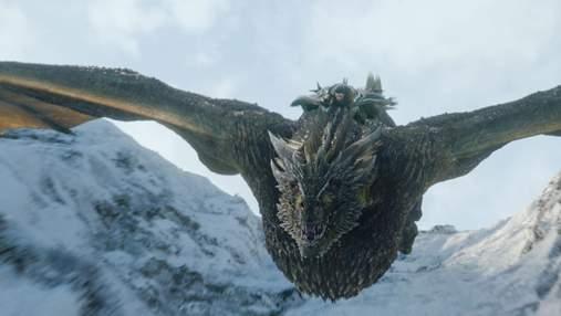 """У приквелі """"Гри Престолів"""" покажуть аж 17 унікальних драконів"""