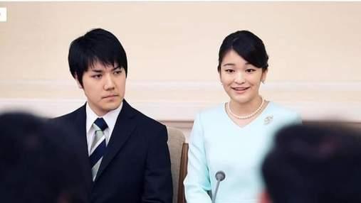 Японская принцесса Мако и ее муж-простолюдин могут стать новыми Меган и Гарри