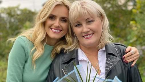 Ірина Федишин замилувала фотографіями з мамою