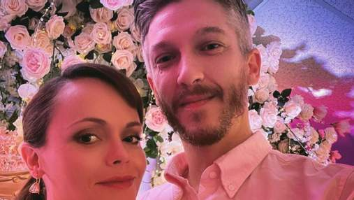 Вагітна акторка Крістіна Річчі вийшла заміж: зворушливі фото