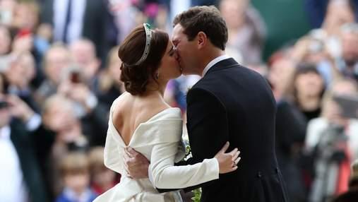 Принцесса Евгения и Джек Бруксбенк празднуют 3 годовщину брака: какой была их свадьба